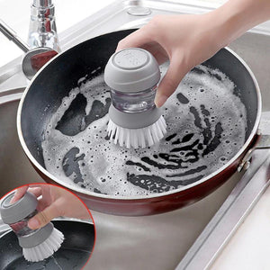 Wowslife™ Press-type Dishwashing Brush