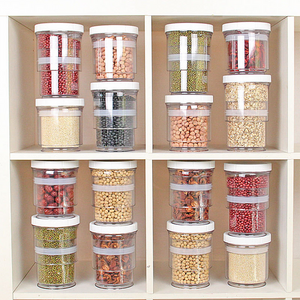 Wowslife™ Adjustable Food Storage Container