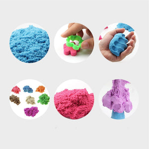 Wowslife™ Playful Stress Relieving Magic Kinetic Sand
