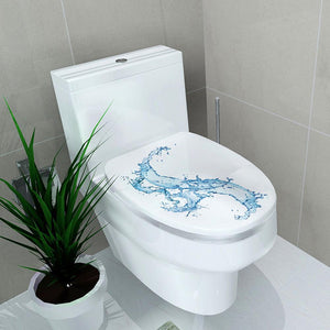 Wowslife™ Stickers for Wall Decoration of Toilet Seat
