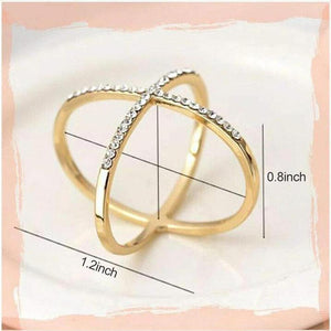 Wowslife™ Elegant Scarf Buckle Ring