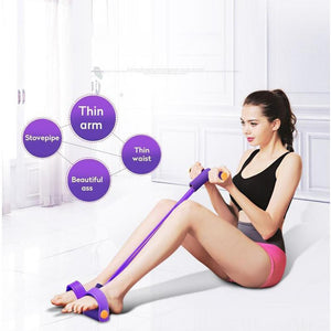 Wowslife™ Yoga Resistance Bands, Elastic Sit Up Rope