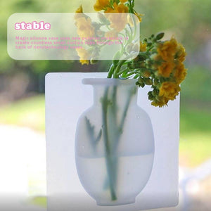 Wowslife ™Magic Traceless Silicone Flower Vase