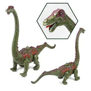 Wowslife™ Walking Brachiosaurus Toy with LED Projector