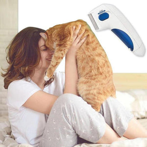 Wowslife™ Electric Flea Remover for Pets