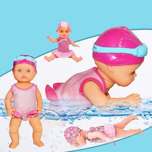 Wowslife™ Swimming Baby Doll
