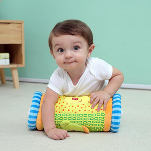 Wowslife™ Baby Crawling Drum Educational Soft Pillow Toys Baby Learning And Educational Toys