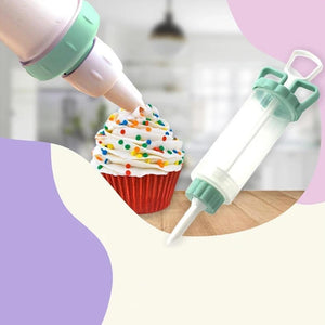 Wowslife™DIY Cake Decorating Tools Cupcake Filling Mouth(8Pcs Set)