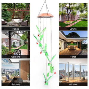 Wowslife™ Solar Powered Wind Chimes Lights