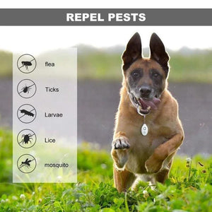 Wowslife™ Ultrasonic Flea & Tick Repeller