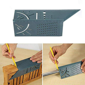 Wowslife™ New 3D 90 Degree Square Carpenter's Tool
