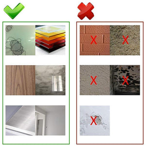 Wowslife™ 3D Mosaic Tile Self-adhesive Stickers, 4pcs