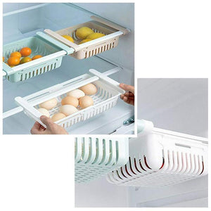 Wowslife™ Kitchen Storage Refrigerator Partition Storage Rack