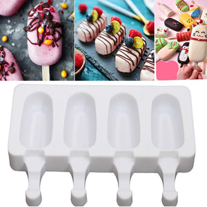 Wowslife™ 4-Capacity Ice Cream Mold