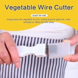 Wowslife™ Vegetable Wire Cutter