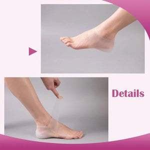 Wowslife™ Invisible Breathable Silicone Heightened Insole