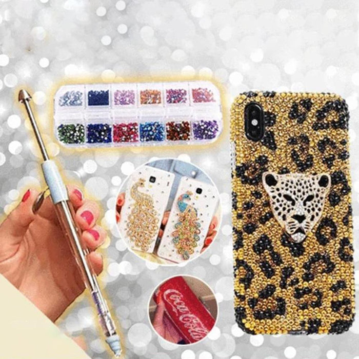 Wowslife™ Embroidery Accessories Diamond Painting Pen (Pen + 2,000 Diamonds)