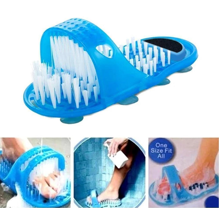 Wowslife™ Shower Foot Cleaning Scrubber