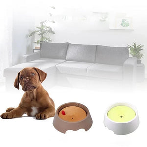 Wowslife™ Floating Pet Bowl Splash Proof Drinking Bowl
