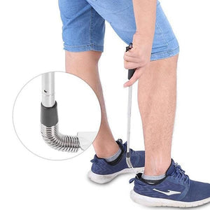 Wowslife ™(BUY ONE GET ONE FREE)Stainless Steel Spring Shoe Extractor
