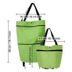 Wowslife™ Foldable Eco-Friendly Shopping Bag