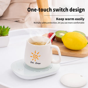 Wowslife™ Coffee Milk Tea Warm Pad