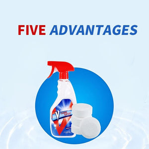 Wowslife™ Multifunctional Effervescent Spray Cleaner