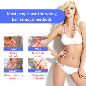 Wowslife™Professional Painless Hair Removal Kit