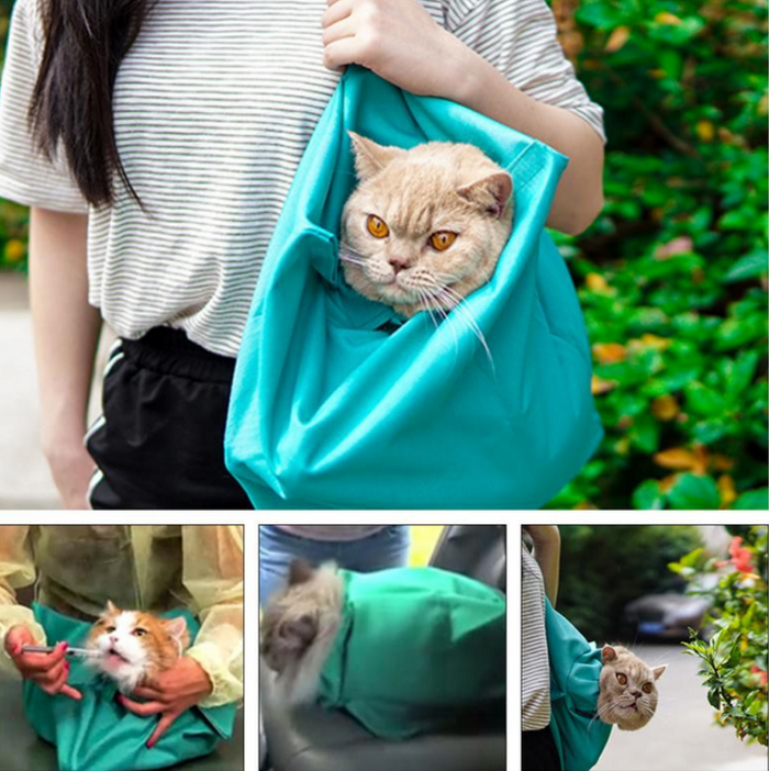 Wowslife™ Cat Carrier Pouch
