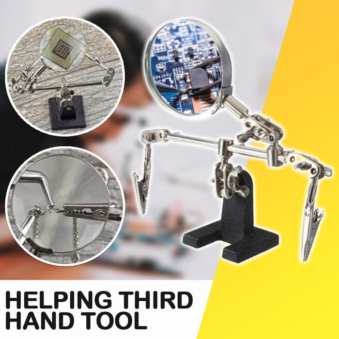 Wowslife™ Helping Third Hand Tool
