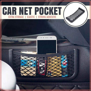Wowslife™SALE! UP TO 65% OFF!  Premium Car Storage Net Pocket