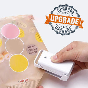 Wowslife™ Mini Portable Food Bag Sealing Machine