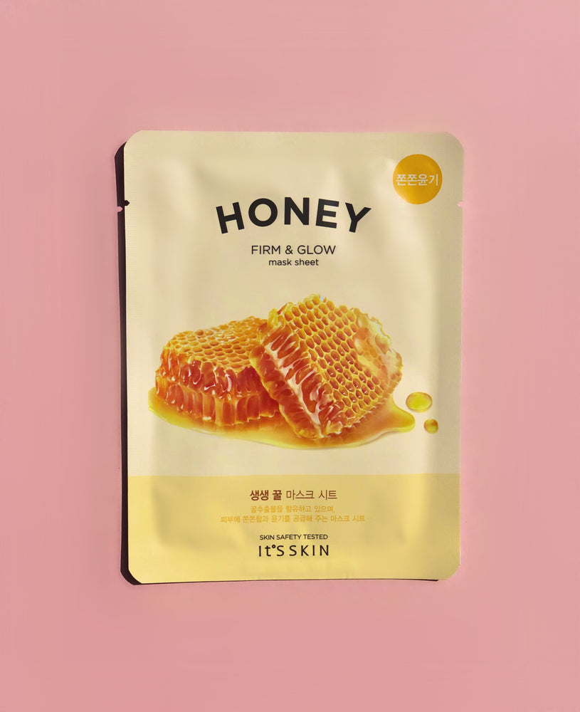 IT'S SKIN The Fresh Mask Sheet Honey Firm & Glow