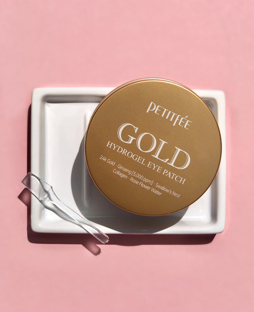PETITFEE GOLD Hydrogel Eye Patches (60)