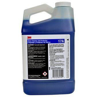 3M Glass Cleaner and Protector Concentrate, 2 Liter