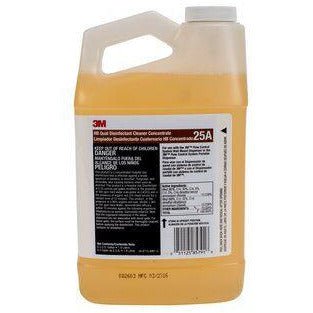3M HB Quat Disinfectant Cleaner Concentrate 25A, 0.5 Gallon