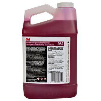 3M Industrial Degreaser Concentrate, 2 Liter