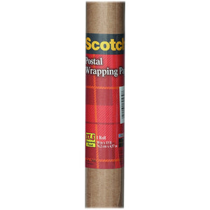 Scotch Postal Wrapping Paper