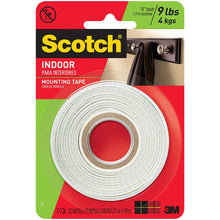 "Load image into Gallery viewer, Scotch 110 Mounting Tape, 1/2"" x 75"""