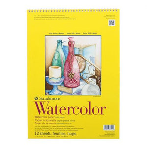 Strathmore 300 Series Watercolor Pad