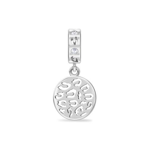 Leopard Coin Silver