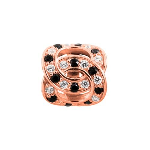 Double Love Rose Gold