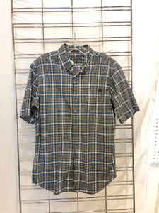 Eddie Bauer Mens Size S Blue Shirt - Men's