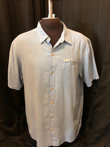 Columbia Mens Size XL Blue Shirt - Men's