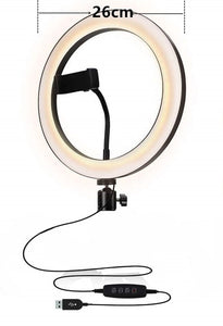 Selfie Ring Lamp Led Ring Light Selfie For Ring Phone Photography Lighting Camera