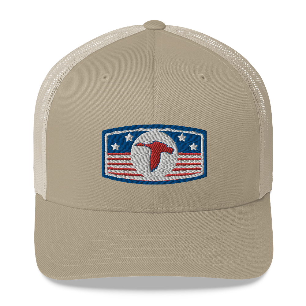 USA Pride Trucker Hat