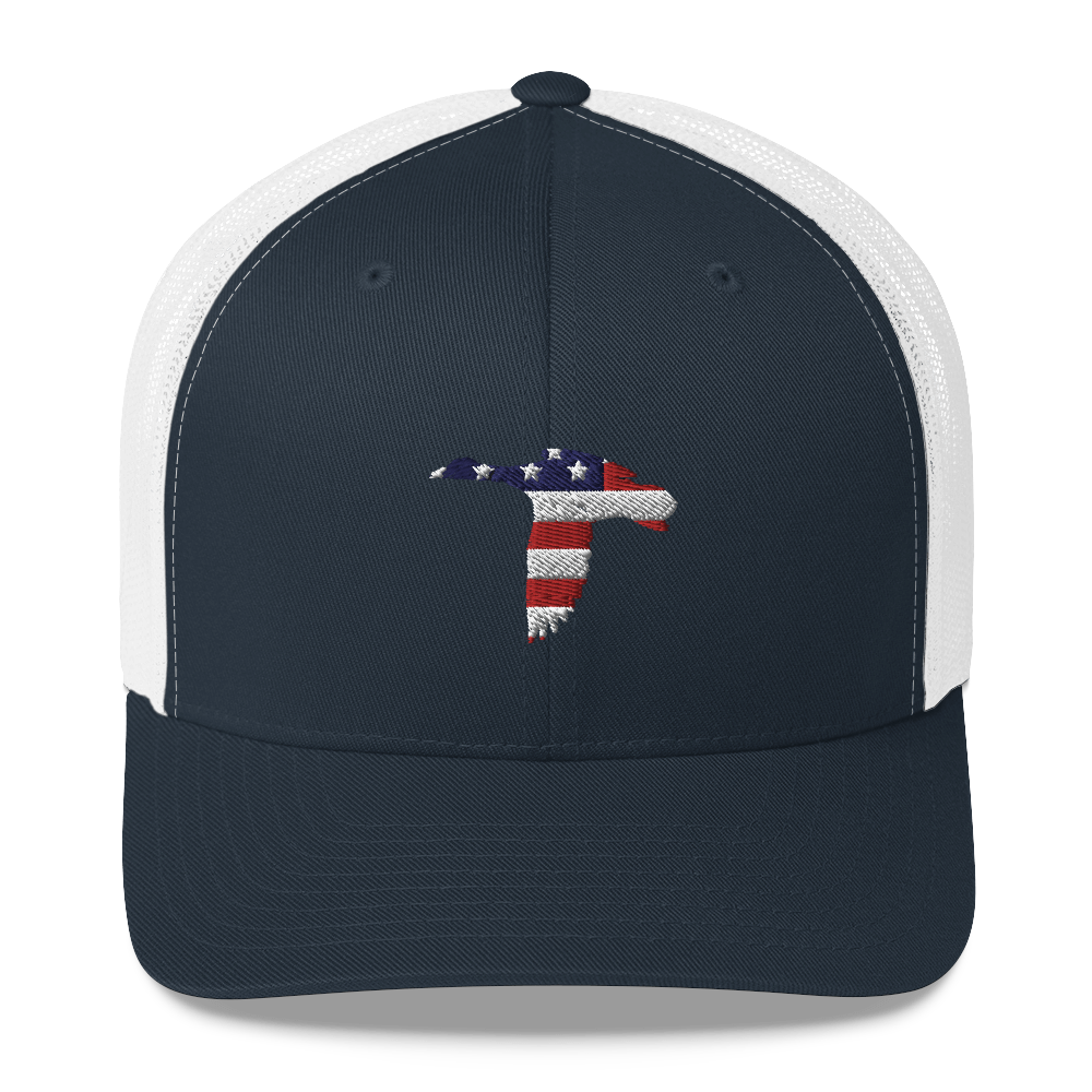 USA Duck Logo Hat