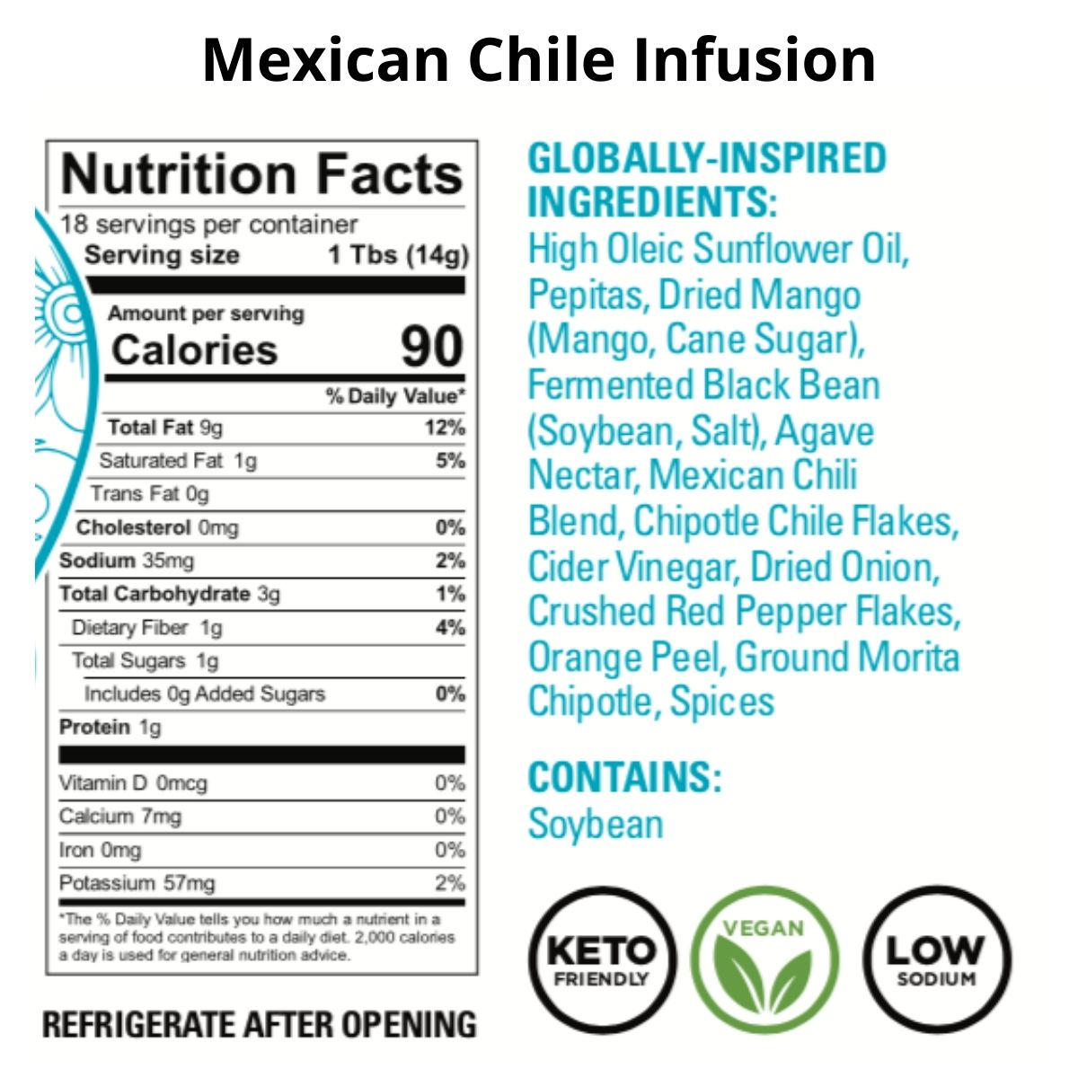 Mexican Chile Infusion — 2-Pack