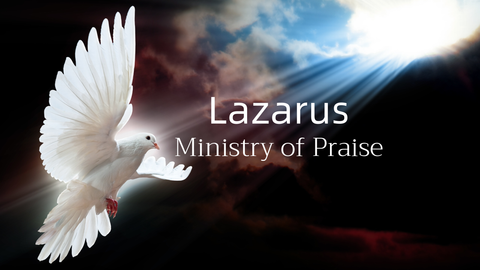 Lazarus Ministry of Praise Worship CDs
