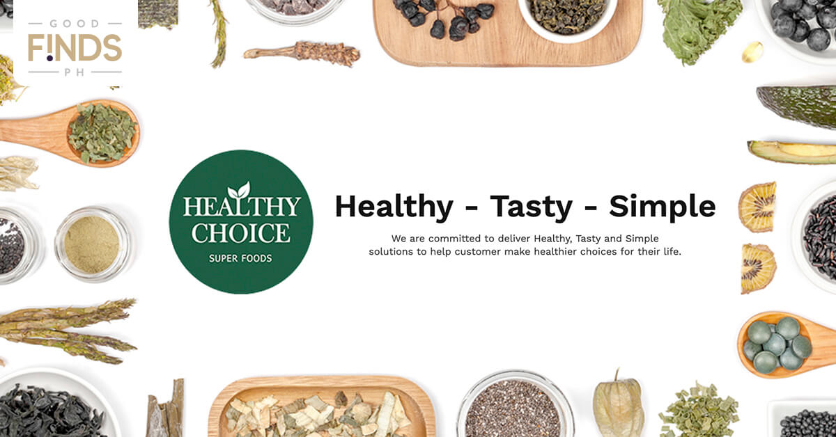 Healthy Choice Philippines Order Online
